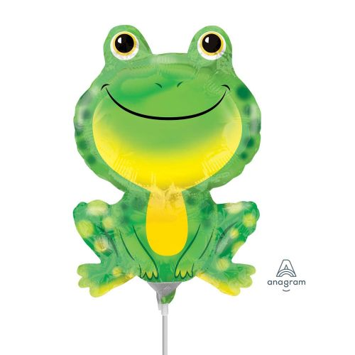 Mr Froggy Mini Shape Flat